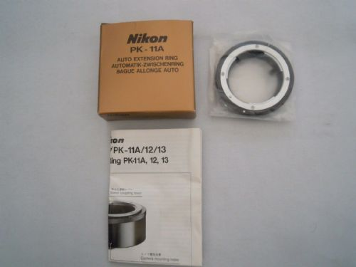 NIKON PK-11A AUTO EXTENSION RING
